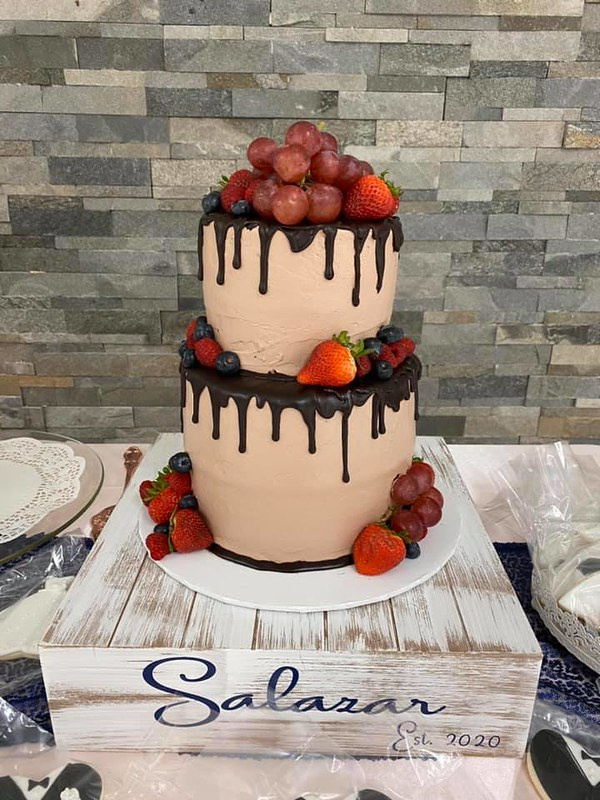 Cake by Ang's Cakes N More