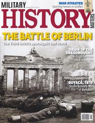 magazine - military history - 2020 june-july 2
