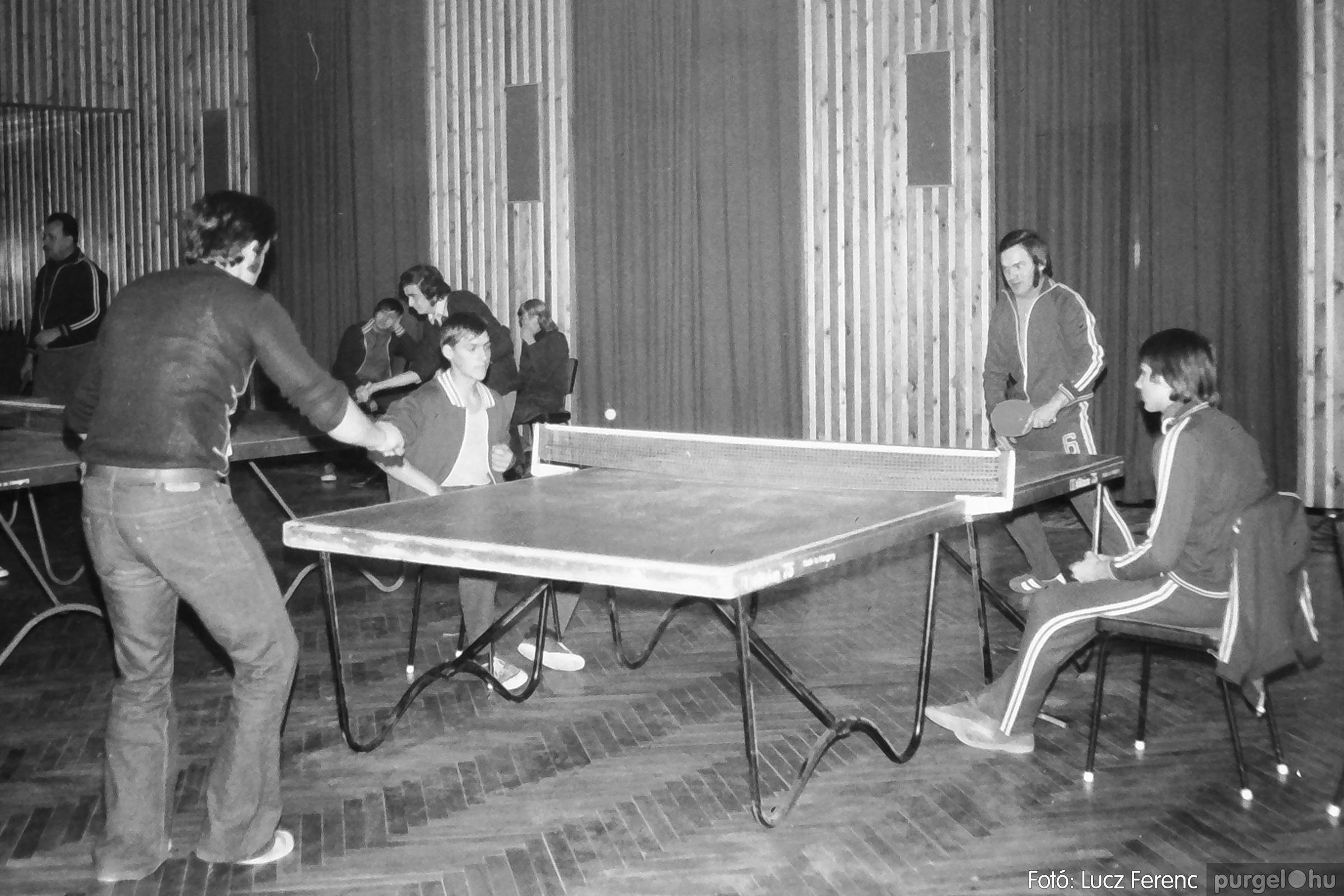 100. 1978. Asztaltenisz verseny 007. - Fotó: Lucz Ferenc.jpg