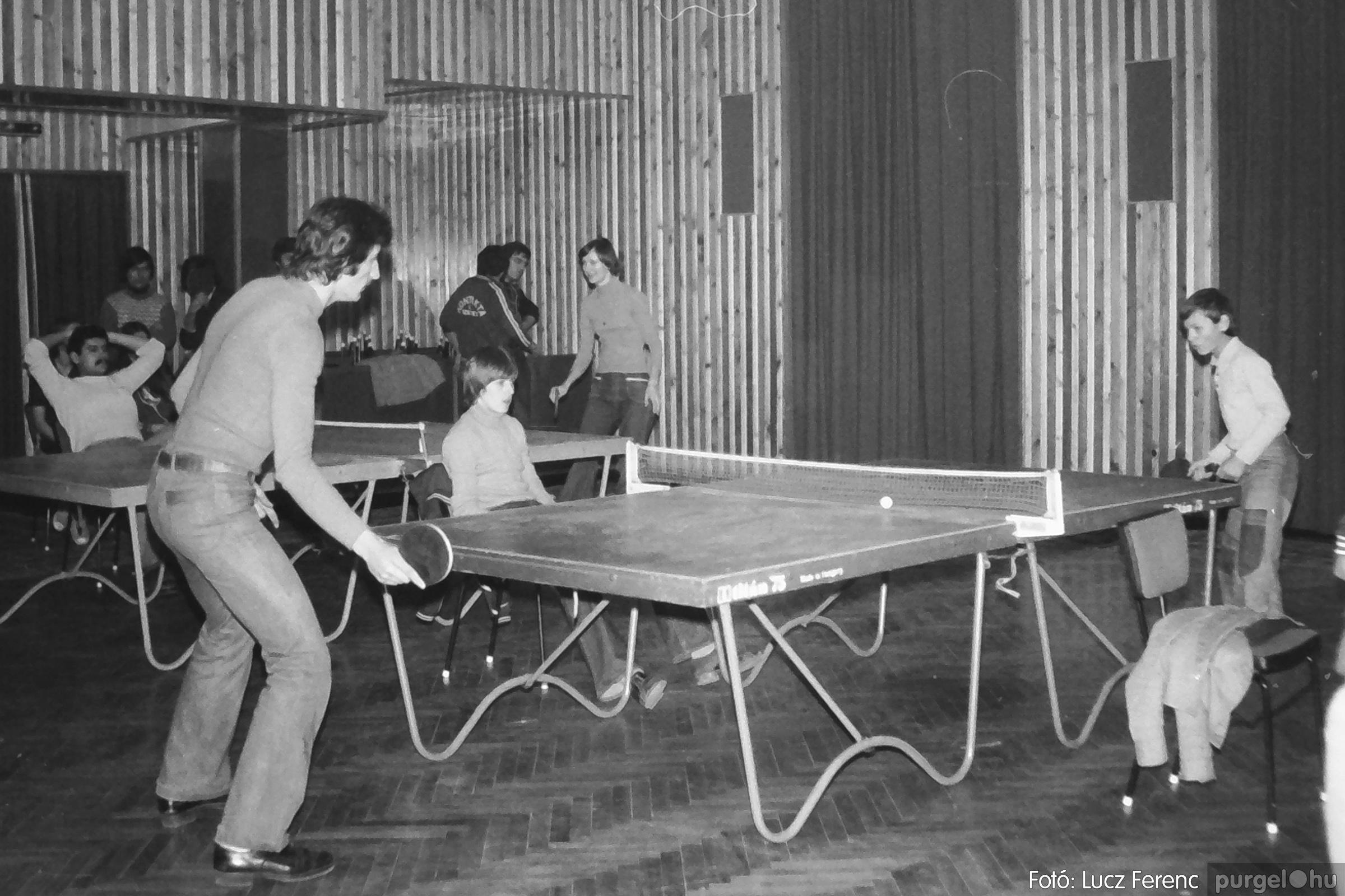 100. 1978. Asztaltenisz verseny 006. - Fotó: Lucz Ferenc.jpg