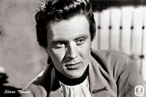 Ettore Manni in La nave delle donne maledette (1953)