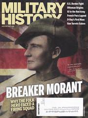 magazine - military history - 2019 november 2