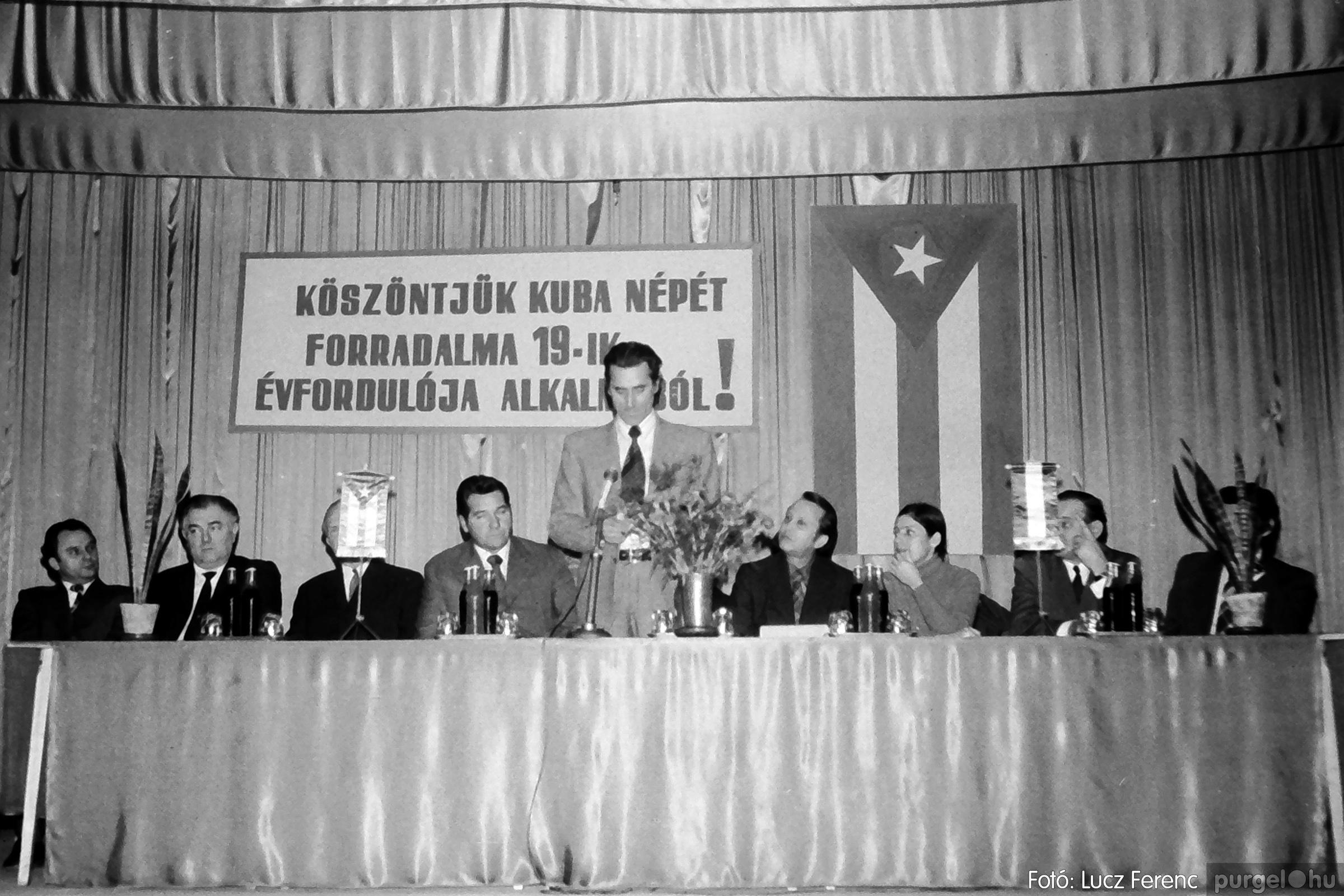 100. 1978. Köszöntjük Kuba népét! 004. - Fotó: Lucz Ferenc.jpg