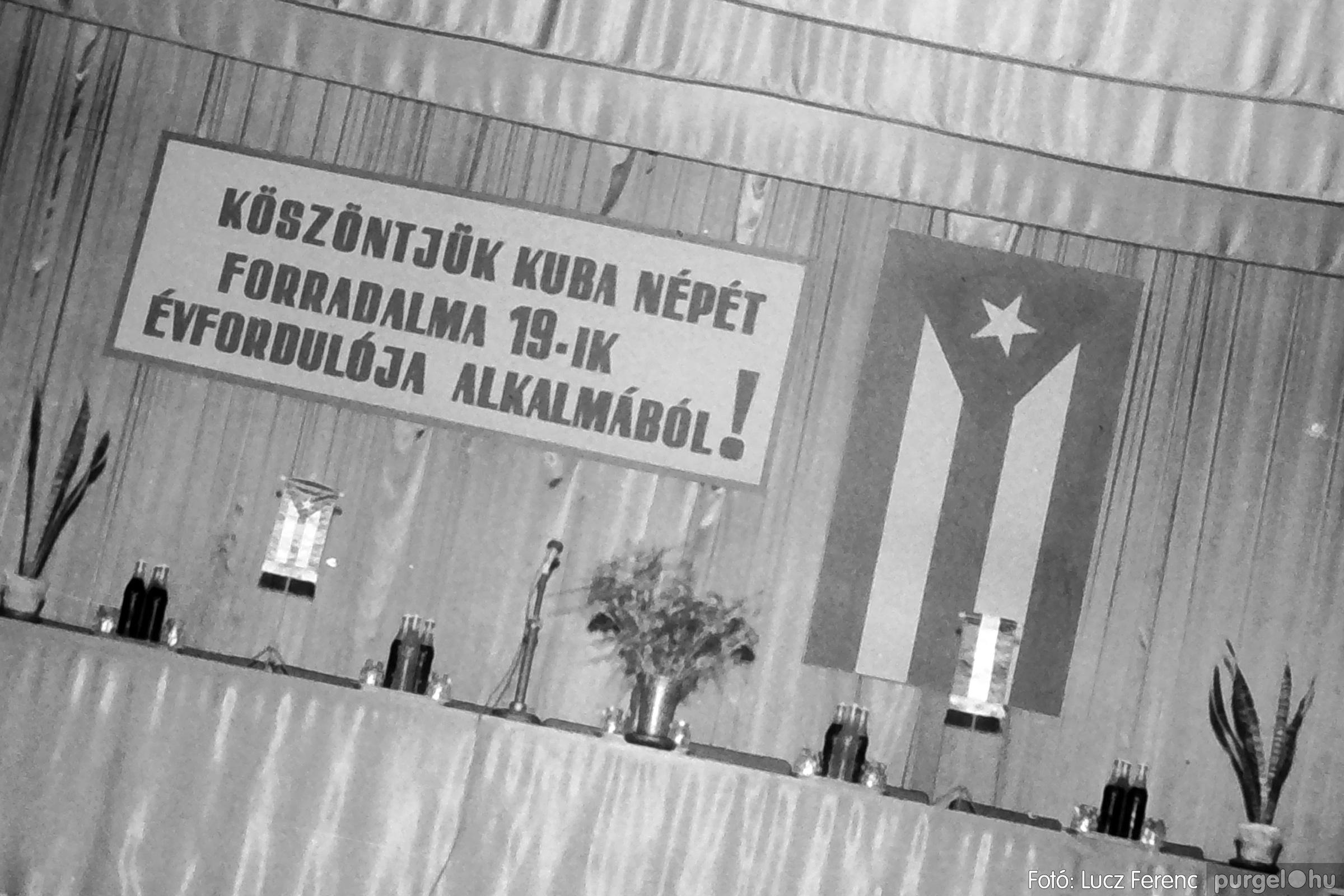 100. 1978. Köszöntjük Kuba népét! 001. - Fotó: Lucz Ferenc.jpg