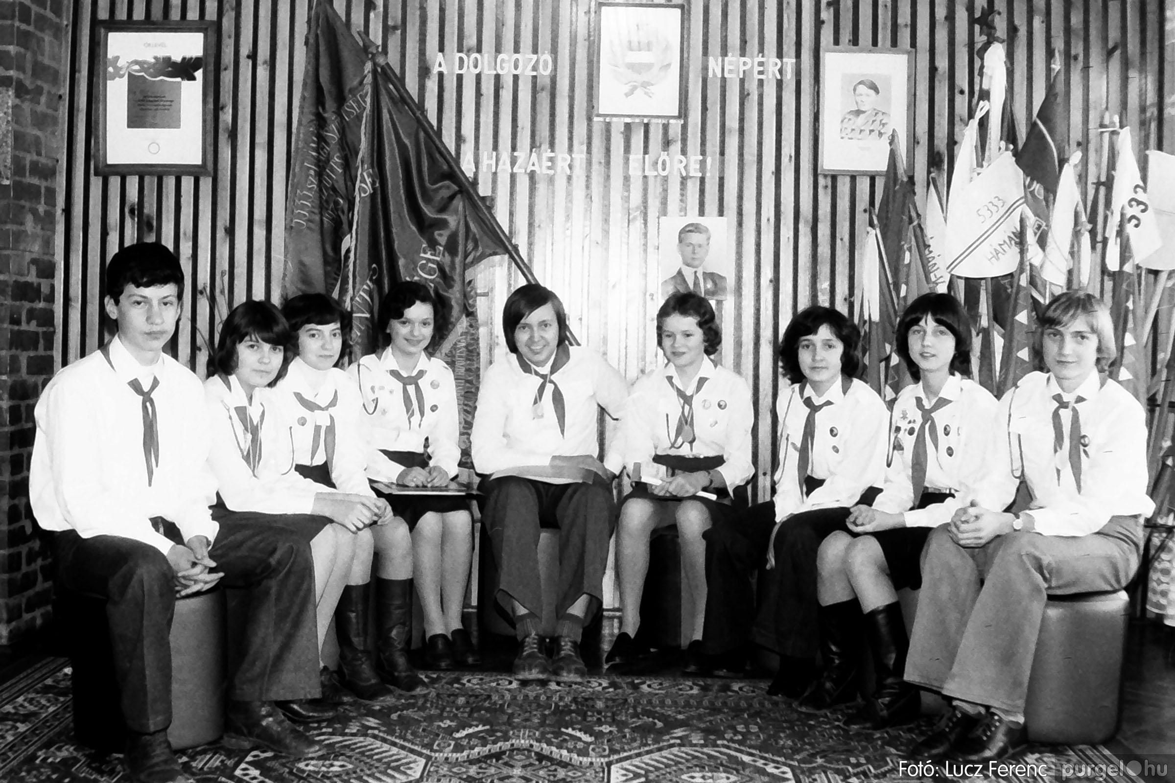 102. 1978. Szaktárgyi verseny a központi iskolában 018. - Fotó: Lucz Ferenc.jpg
