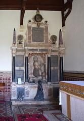 Stanhope memorial, 1620s