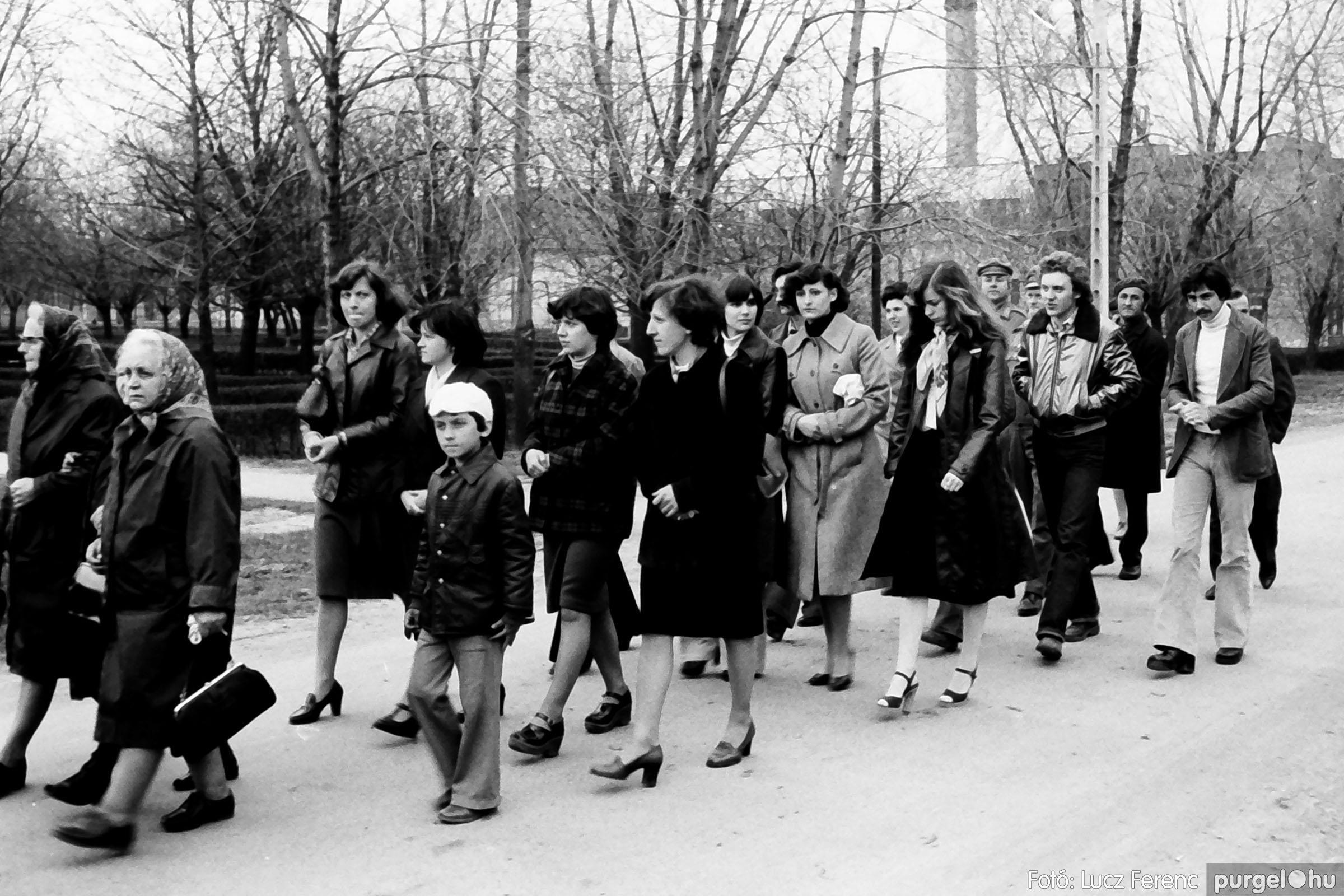 109A. 1978. Április 4-i ünnepségek 049. - Fotó: Lucz Ferenc.jpg