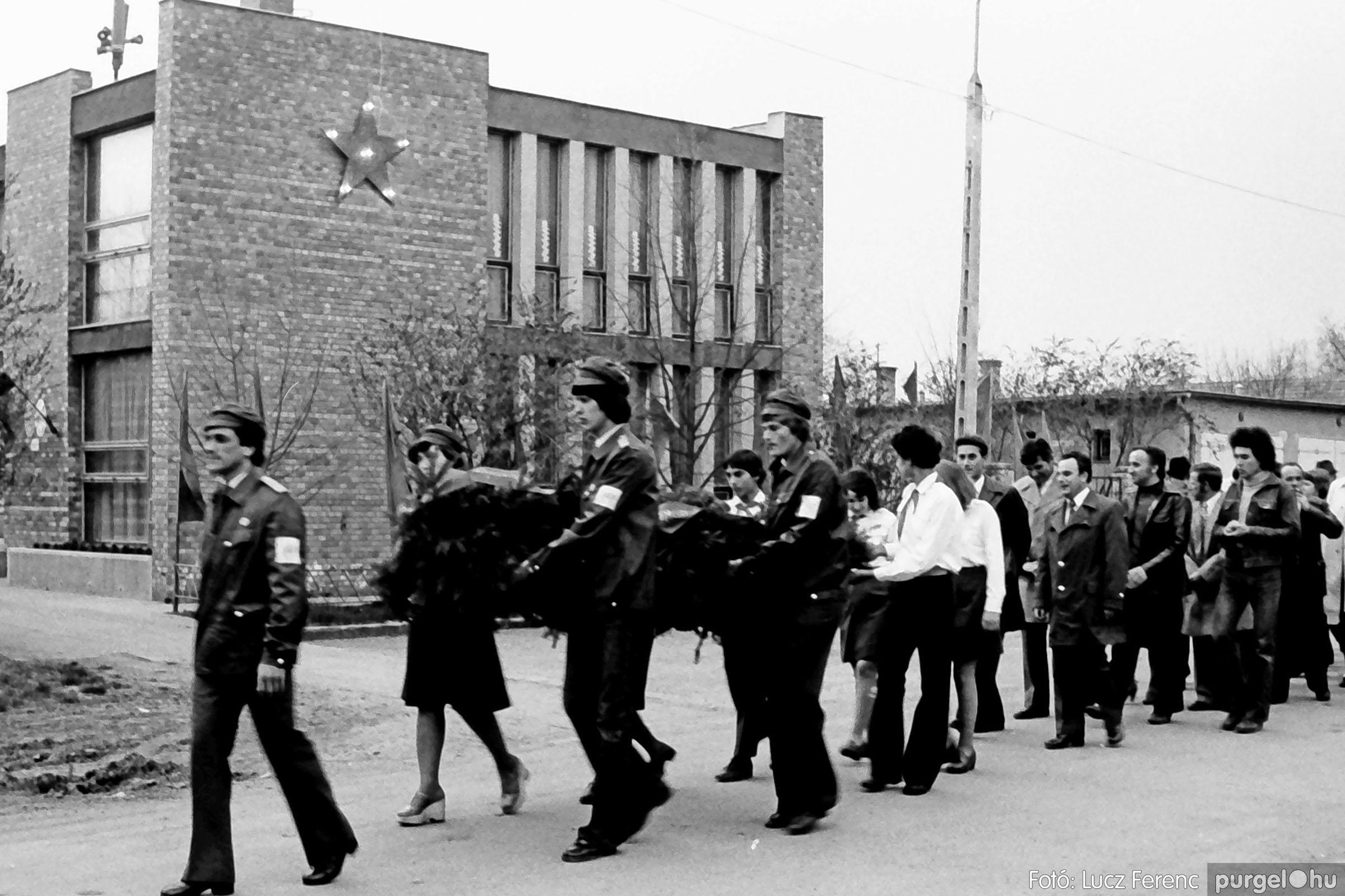 109A. 1978. Április 4-i ünnepségek 043. - Fotó: Lucz Ferenc.jpg