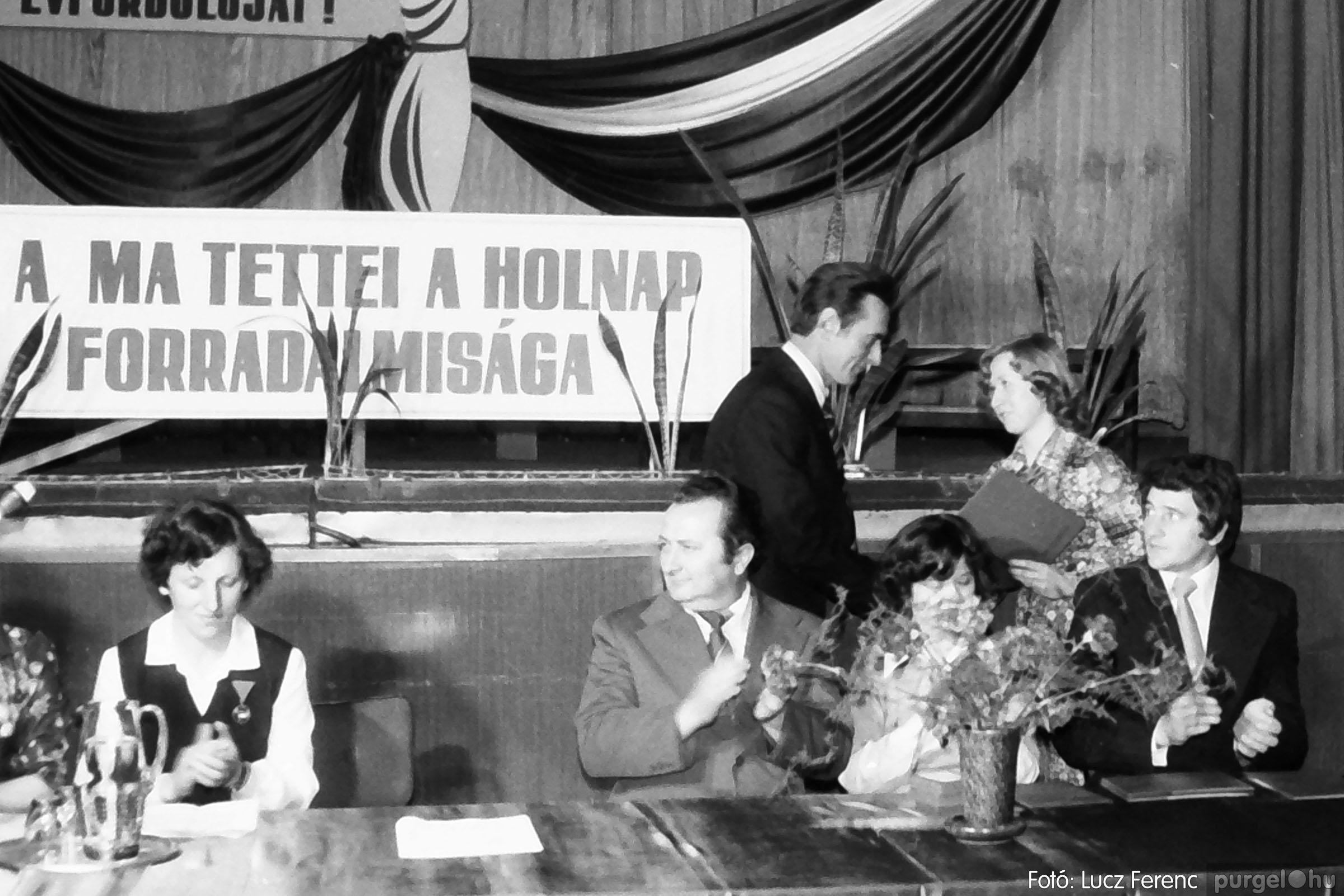 109. 1978. Április 4-i ünnepségek 029. - Fotó: Lucz Ferenc.jpg