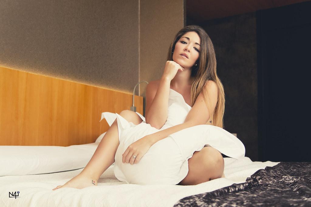 Alexandra - Hotel: Seated on bed II