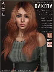 MINA Hair - Dakota - UBER