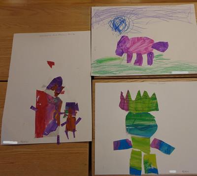 gorillas, unicorn, princess