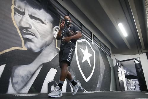 Botafogo x Macaé - 25/04/2021