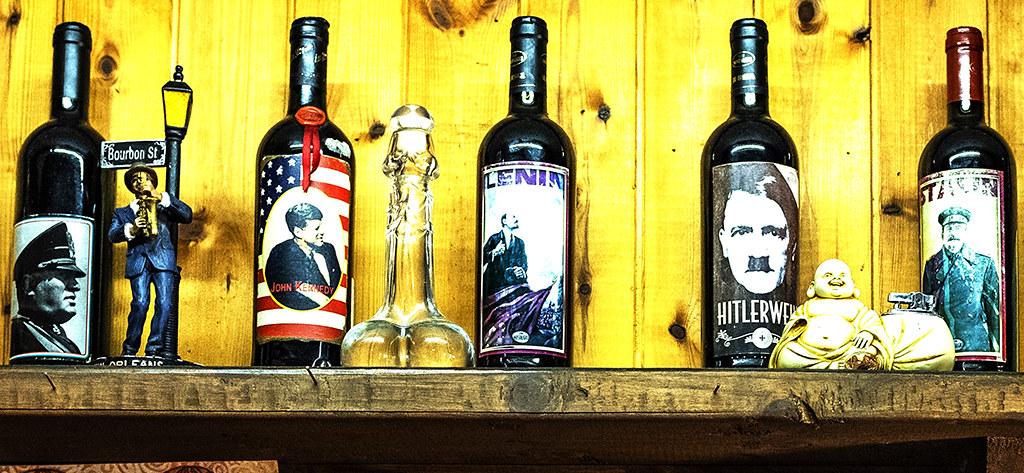 Kaon Bar and Cafe on Ibrahim Rugova Street on 4-25-21--Tirana 2 (detail)