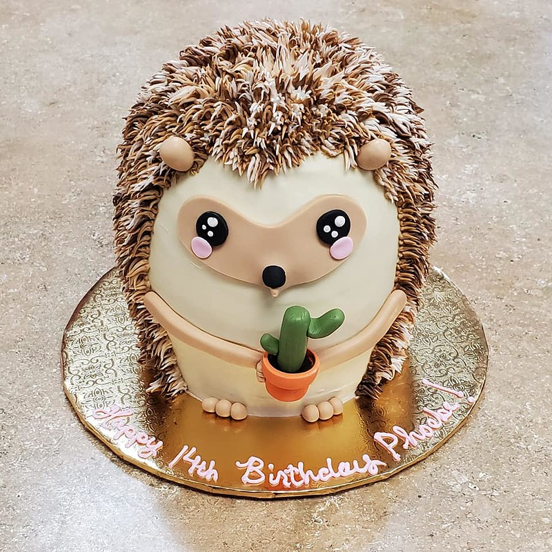 Cake by Bliss Bakery