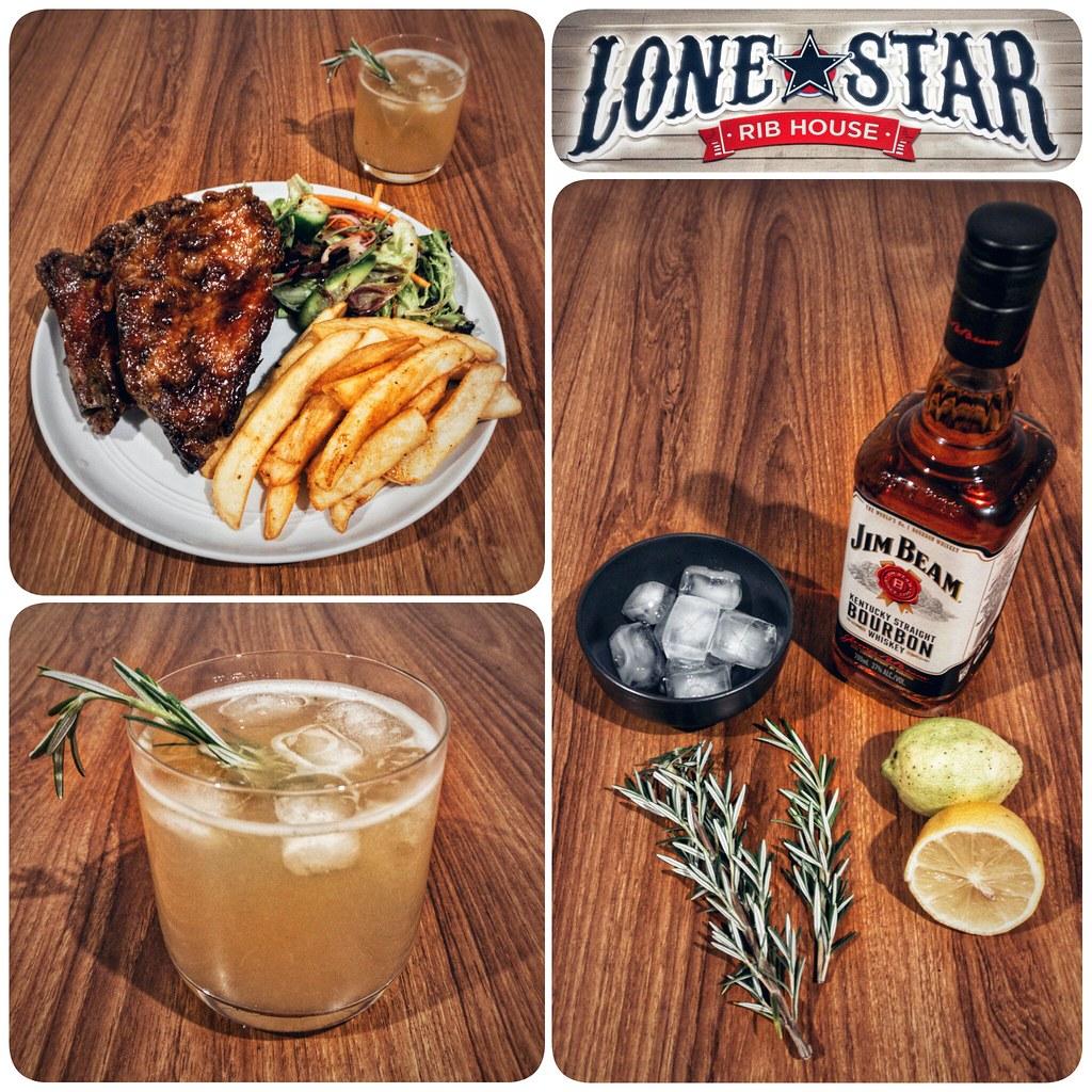 Slow-Cooked BBQ Pork Ribs + Bourbon & Lemonade