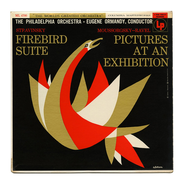 Firebird Suite / Pictures At An Exhibition