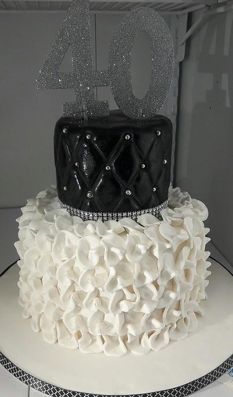 Cake by Monique's Dessert Boutique LLC