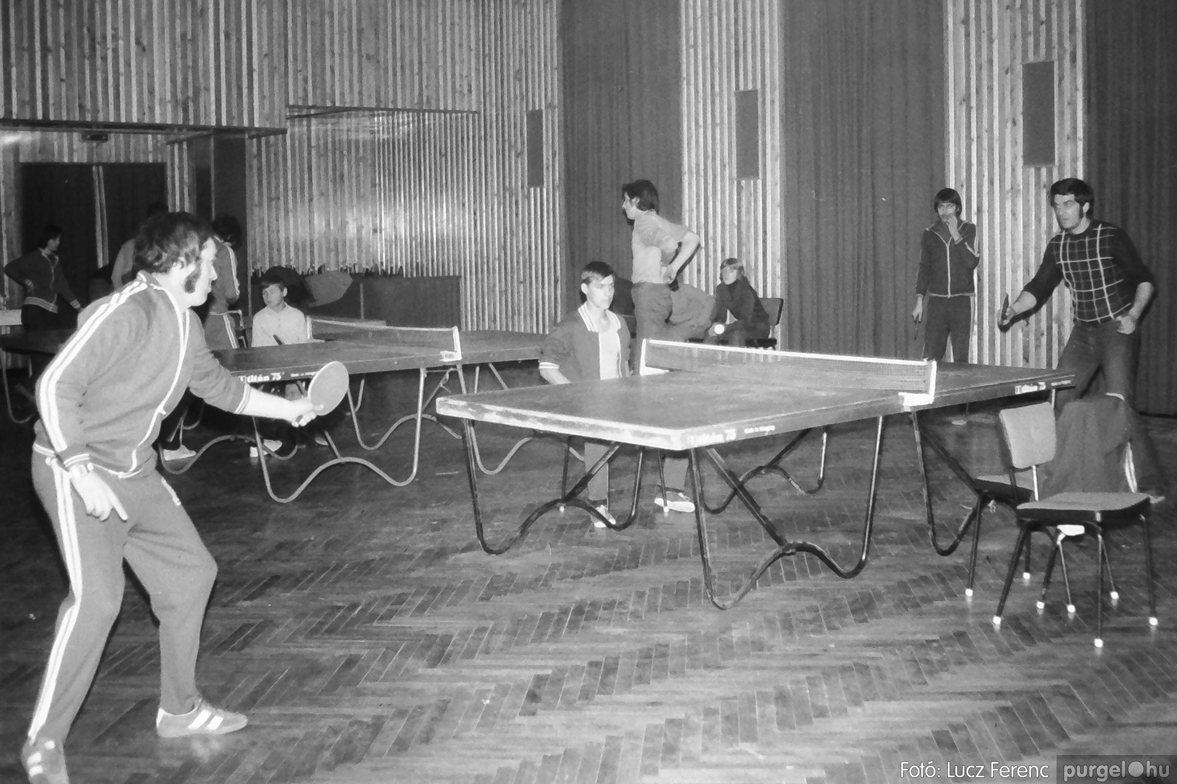 100. 1978. Asztaltenisz verseny 008. - Fotó: Lucz Ferenc.jpg