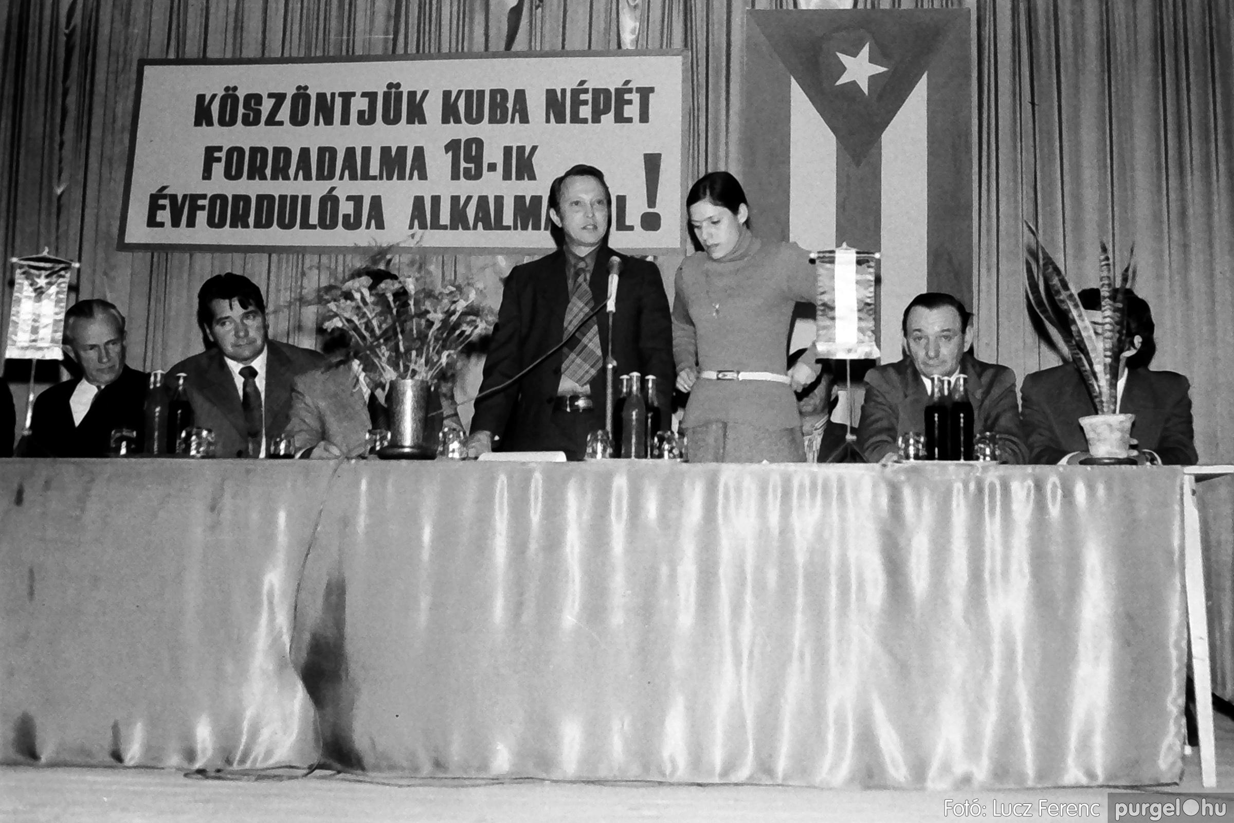 100. 1978. Köszöntjük Kuba népét! 005. - Fotó: Lucz Ferenc.jpg