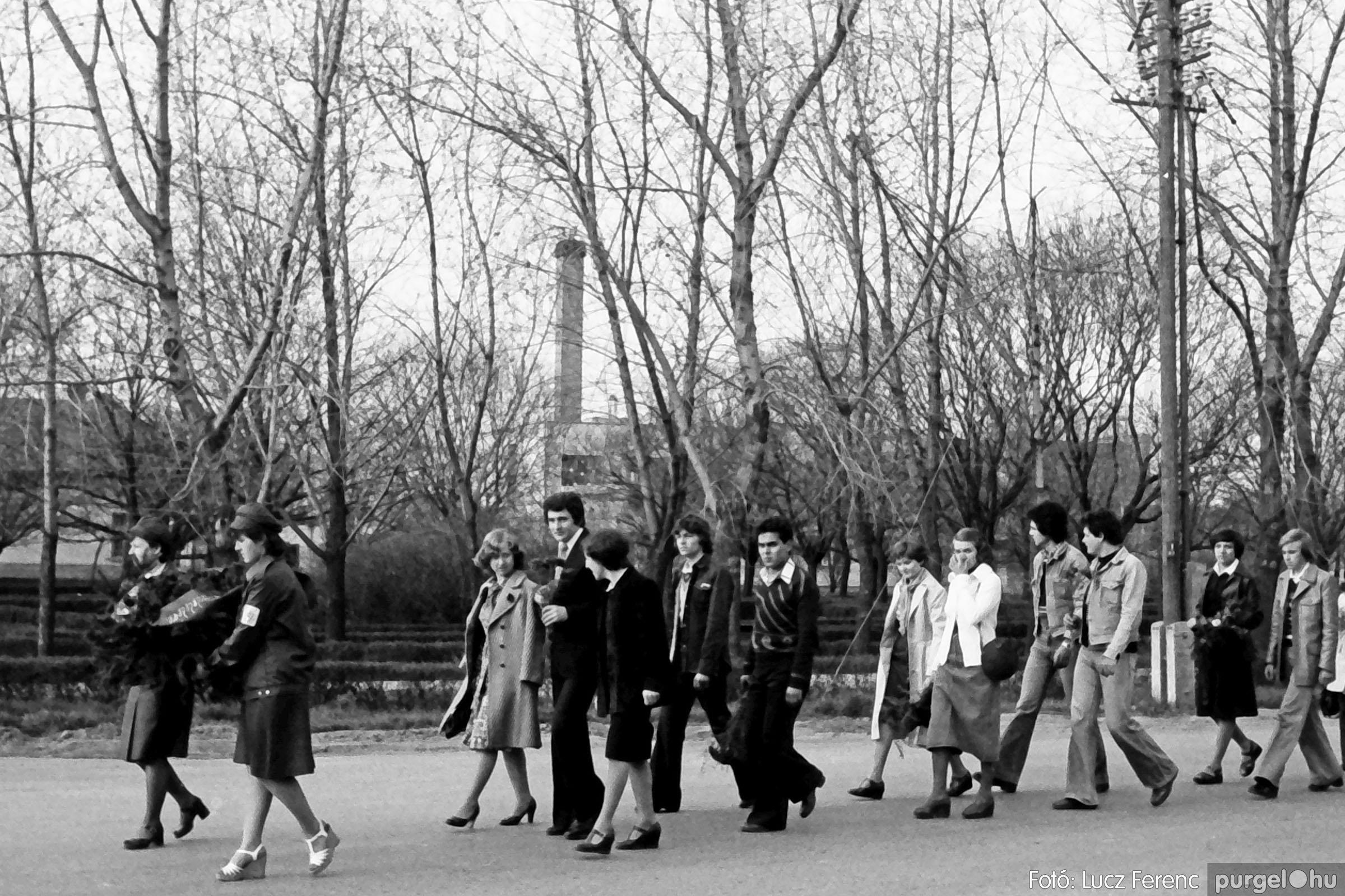 109. 1978. Április 4-i ünnepségek 007. - Fotó: Lucz Ferenc.jpg