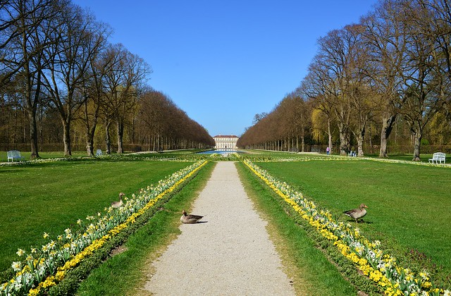 Oberschleißheim - Schlosspark