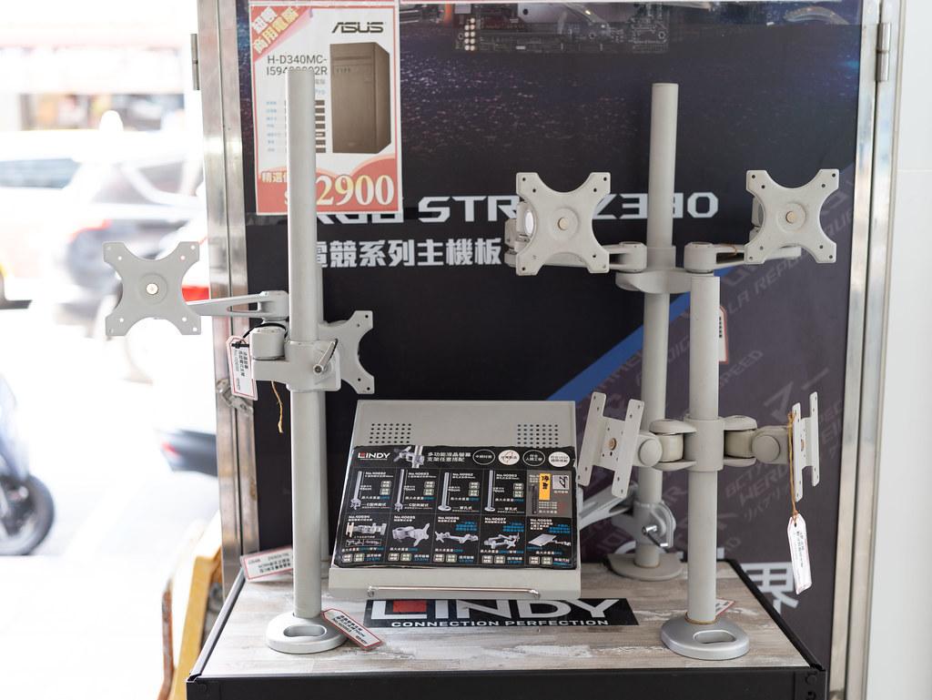 [開箱] BenQ SW321C 32吋4K & LINDY 林帝 液晶螢幕氣壓式支臂 螢幕支架 U