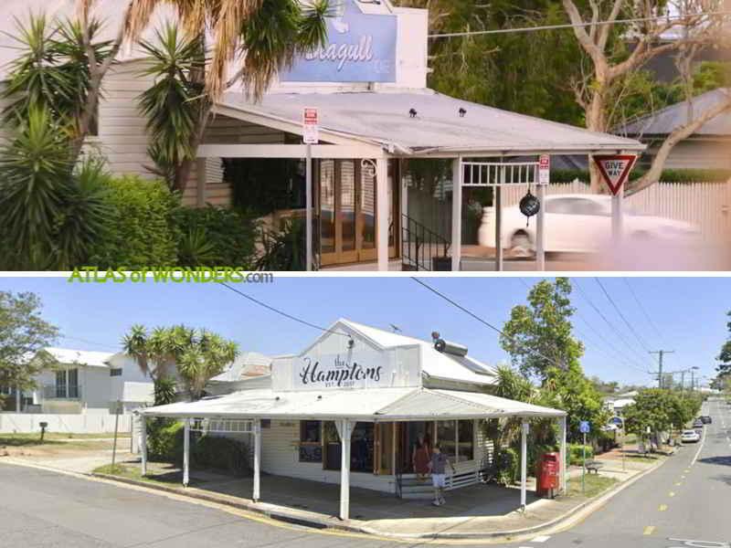 The Seagull Café