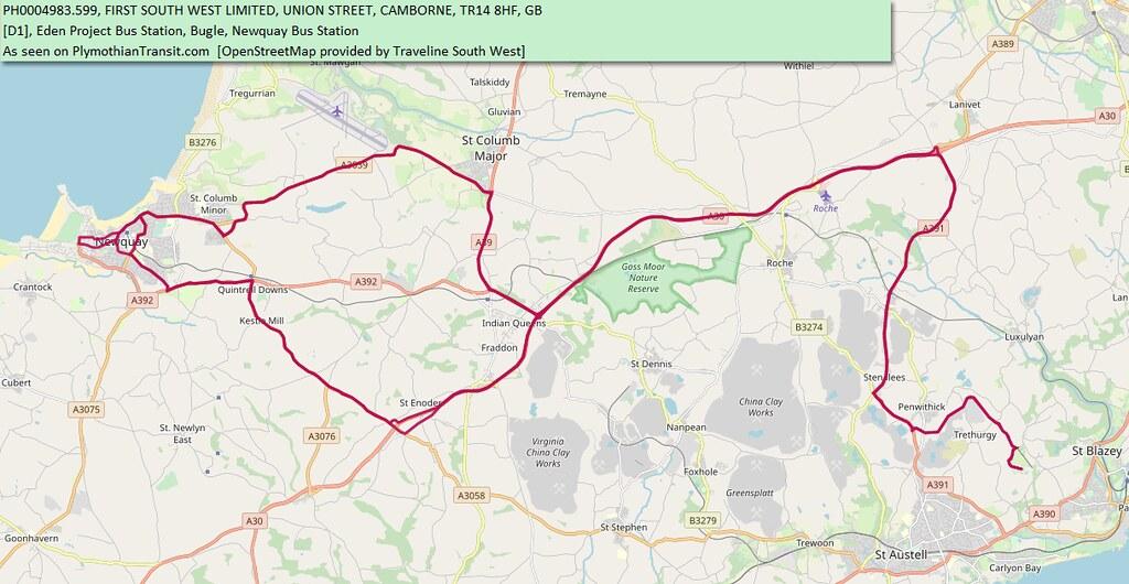 MAP route-D1