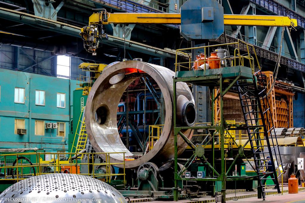 Как Атоммаш отправлял ценный груз на АЭС «Руппур» IMG_5420