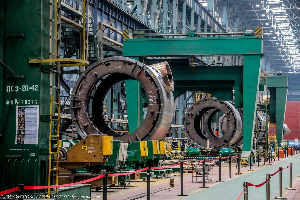 Как Атоммаш отправлял ценный груз на АЭС «Руппур» 999A9856