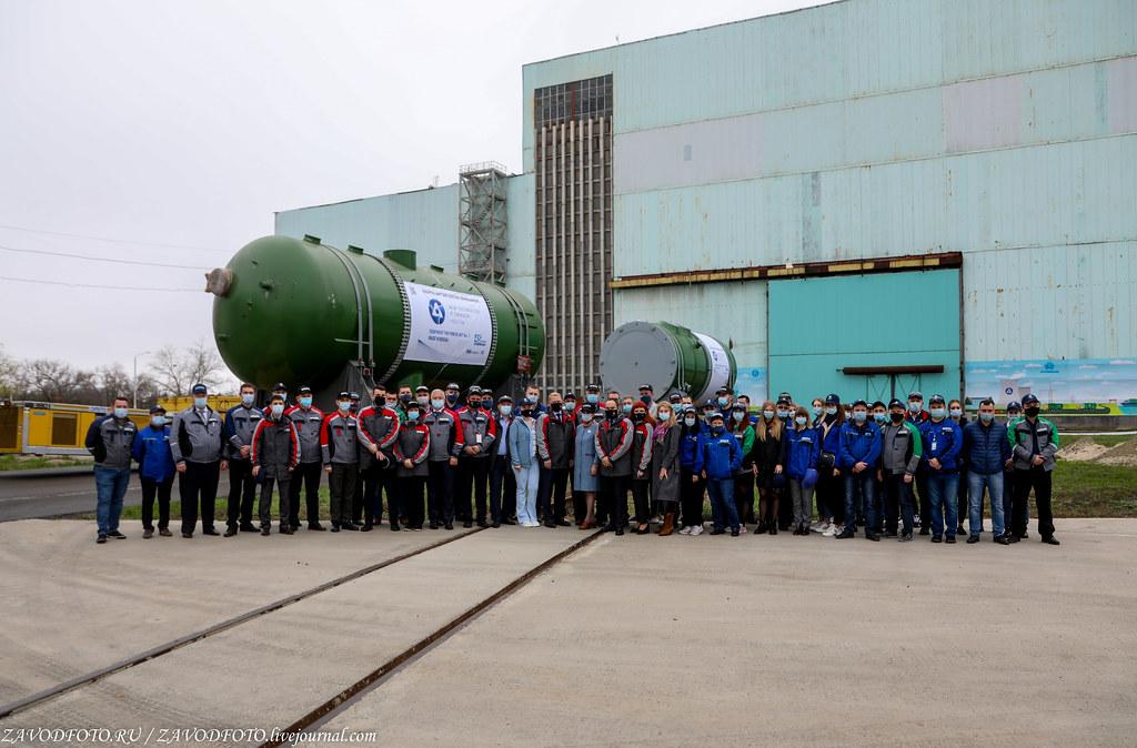 Как Атоммаш отправлял ценный груз на АЭС «Руппур» 999A9346