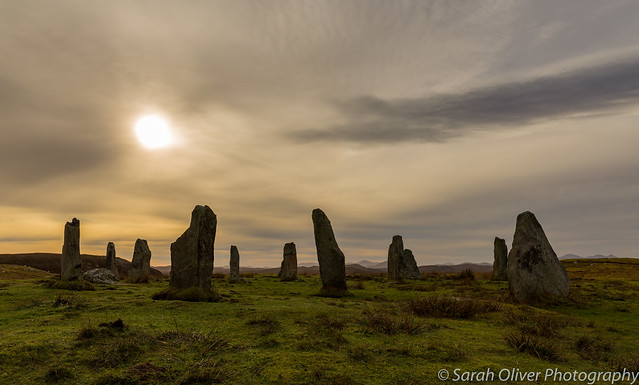 I bet these stones could tell a tale or two