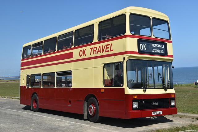 Preserved - OK Motor Services - F106UEF