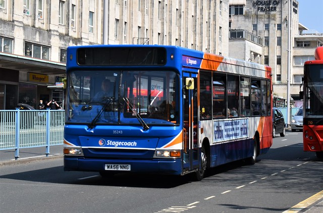 Stagecoach South West 35243