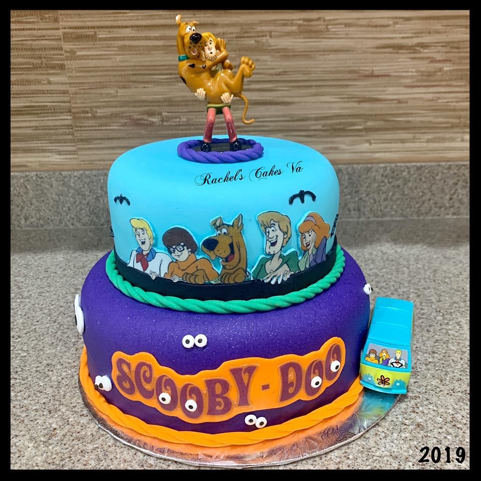 Cake by Rachel's Cakes Va