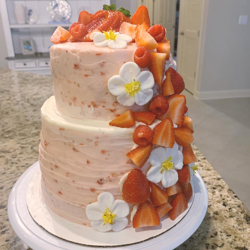 Cake by Grace Marie Cakes