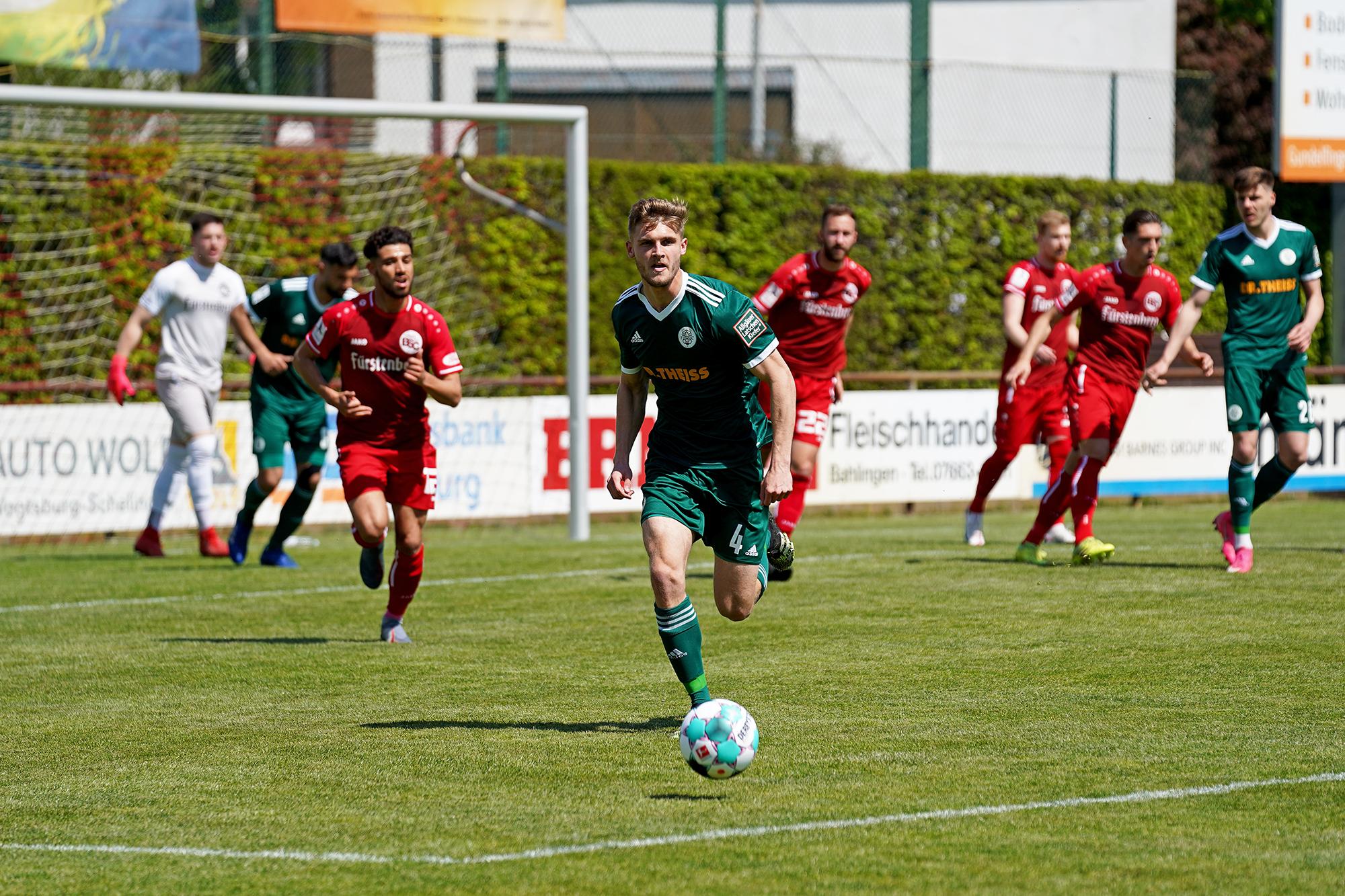 24.04.2021 | Saison 2020/21 | FC 08 Homburg | Bahlinger SC