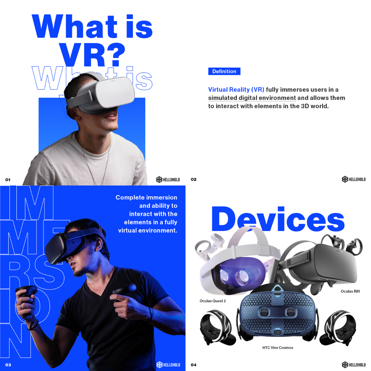 Article Thumbnail - What is Virtual Reality?