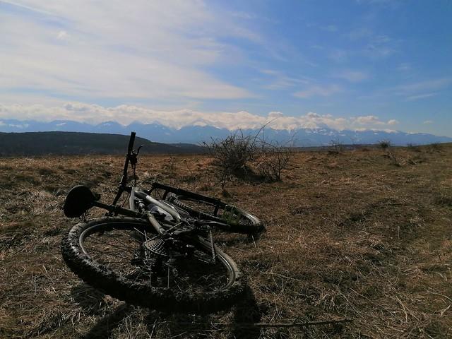 Biking in Transylvania