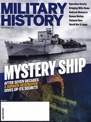 magazine - military history - 2020 may 2 copy