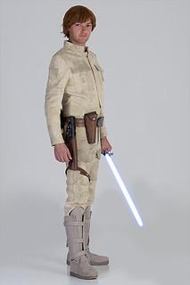 Luke Skywalker Bespin suit - Luca