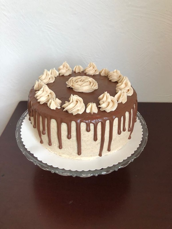 Cake by Pipe Down Confections
