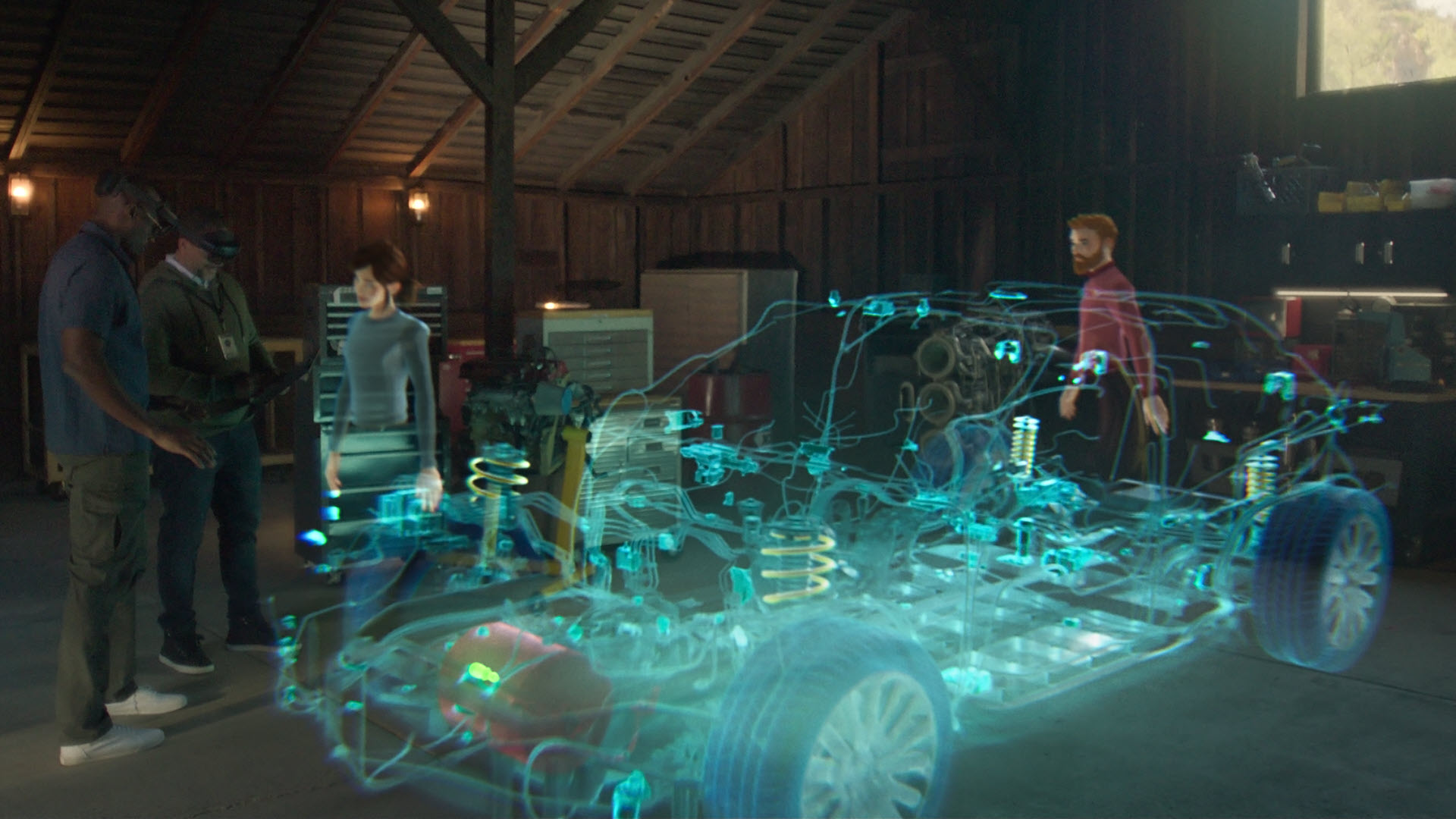 Article Thumbnail - Microsoft Mesh Is Making Holographic Meetings Become A Reality