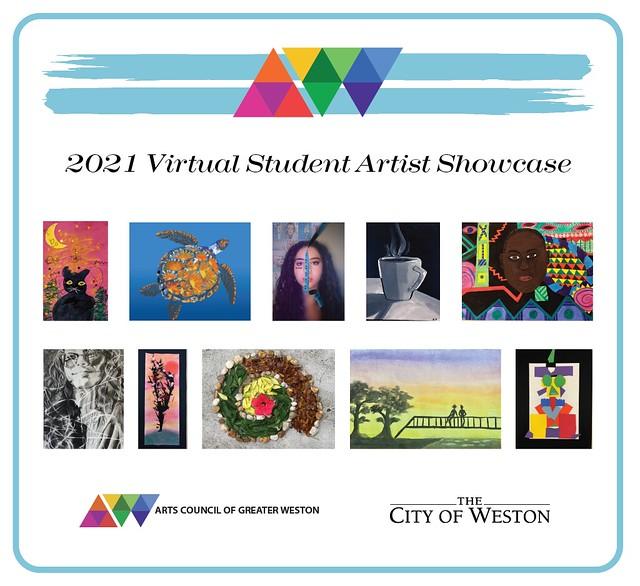 2021 STUDENT ARTIST SHOWCASE