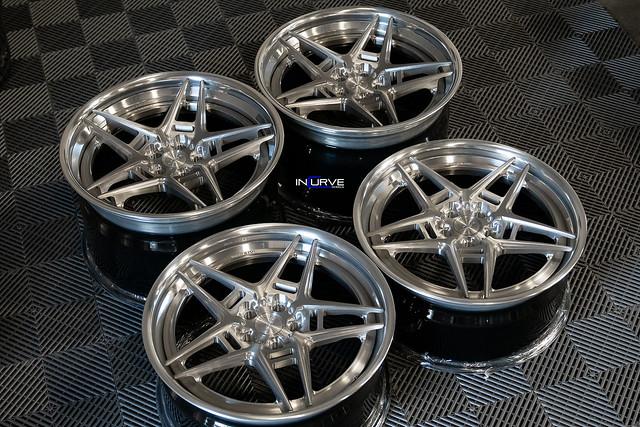Incurve Forged Wheels SV-5   Audi R8