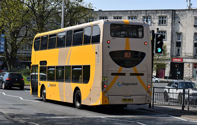 Stagecoach South West 15924