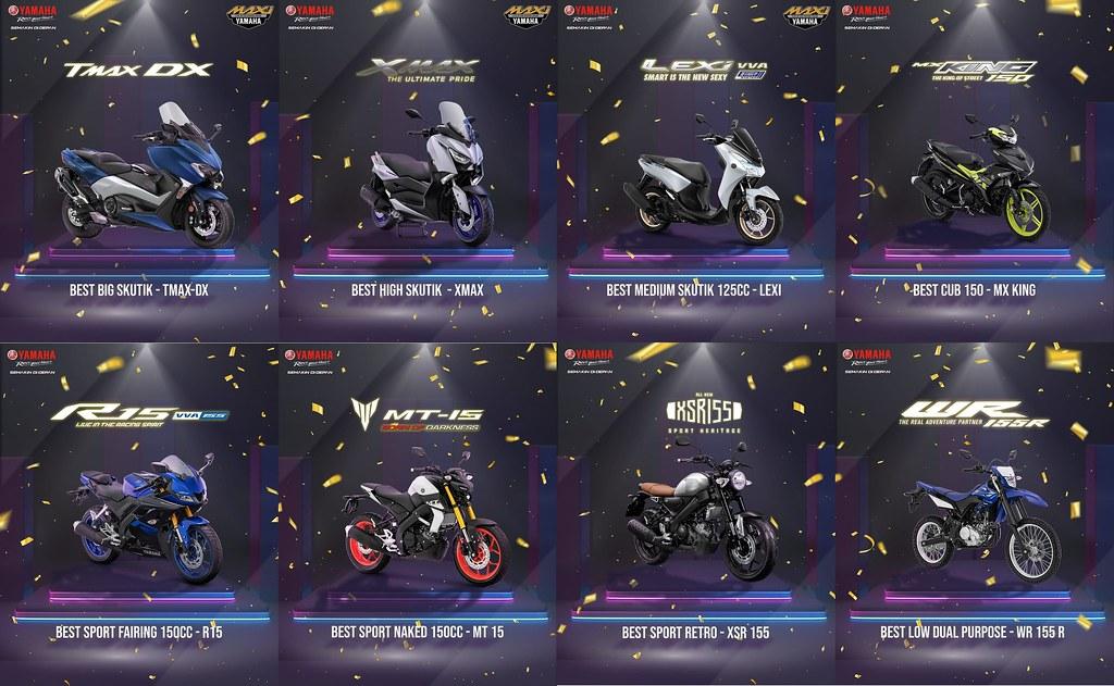 Best Yamaha 2021