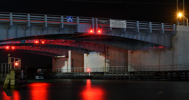 Barge Canal Bridge, State Road 401