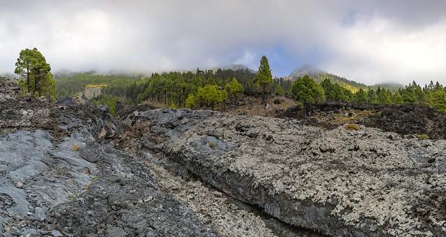 *Volcán San Juan*